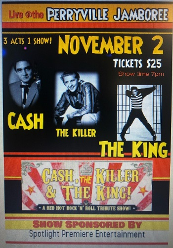 Cash, The Killer and The King